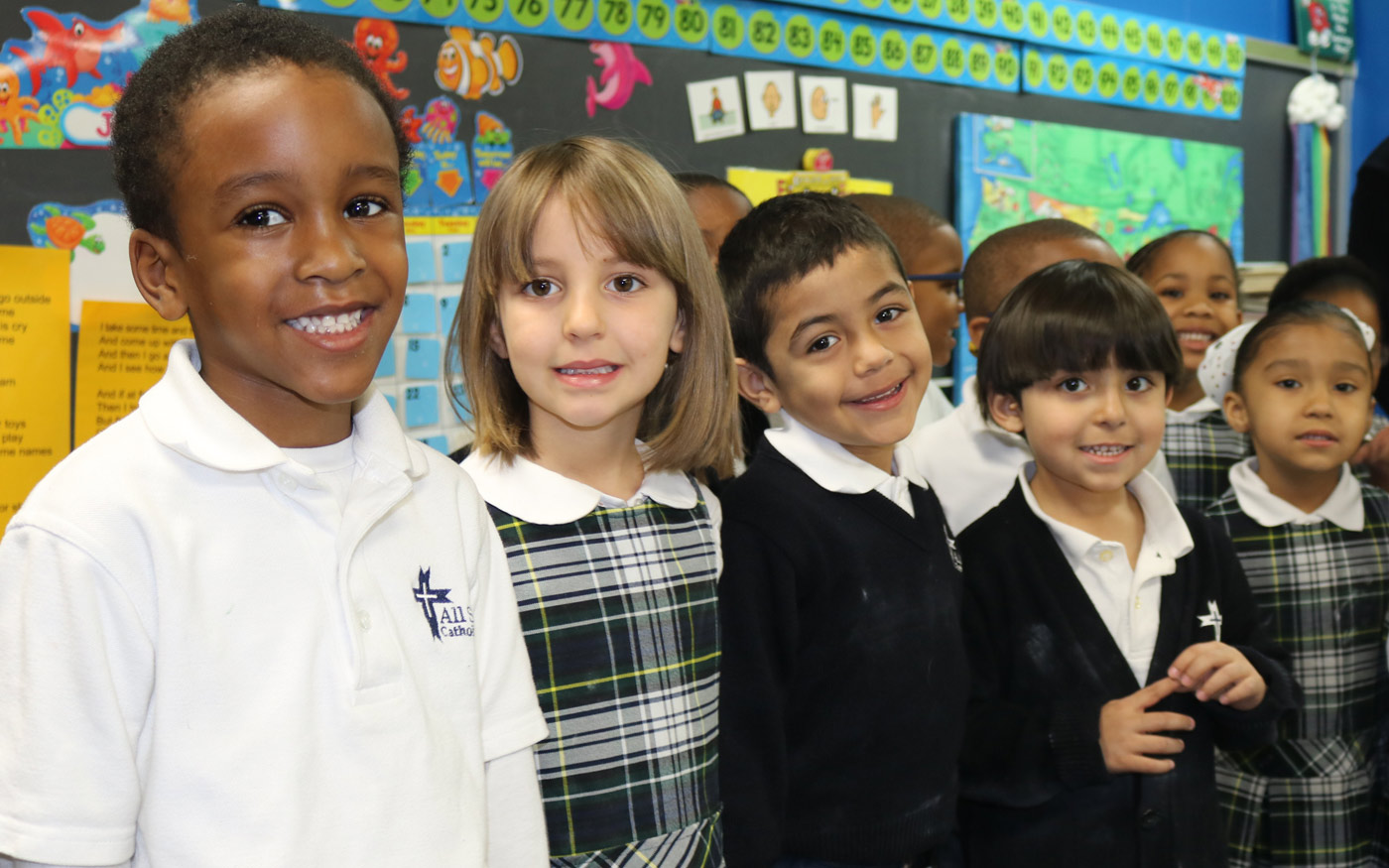 All Saints Catholic School | Richmond, VA